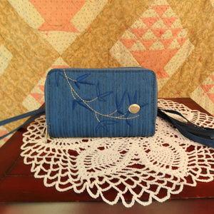NWOT Haiku crossbody purse/wallet
